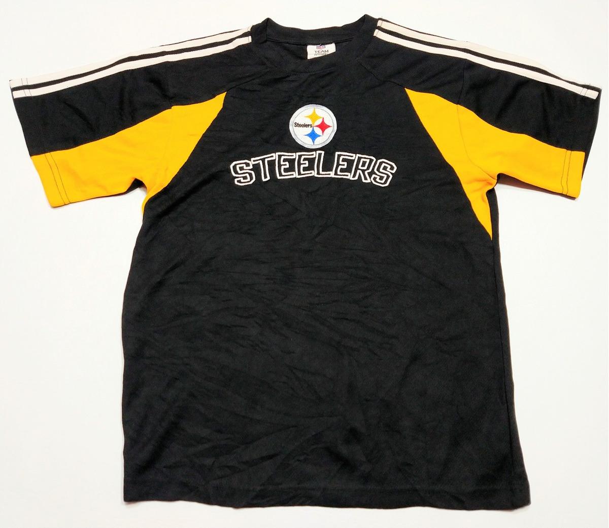 e299518a6e552 Remera Pittsburgh Steelers Nfl Talle Xl Juvenil 14-16 -   750
