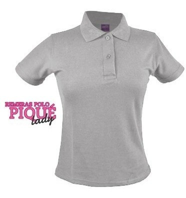 remera polo pique dama varios colores!!!! accesostore.uy