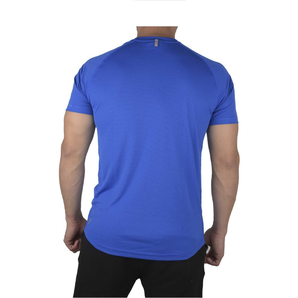 69a1b490f18b4 remera puma deportiva hombre core run logo s s tee dry cell. Cargando zoom.