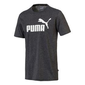 Remera Puma Ess Heather 962-0908 Hombre