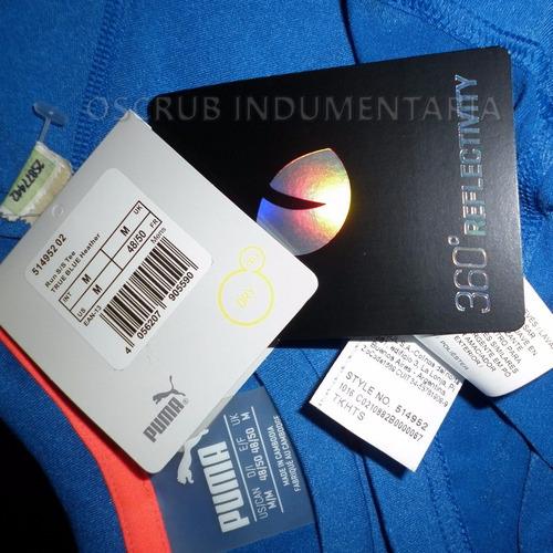 remera puma hombre run s/s tee original importada!
