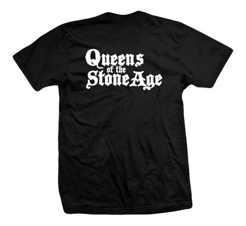 remera queens of the stone age  in my head