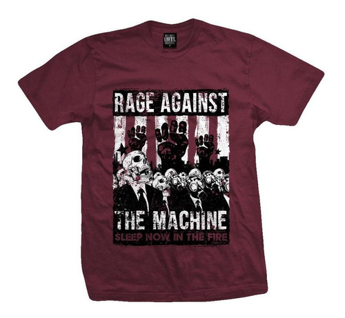 remera rage against the machine sleep now ..