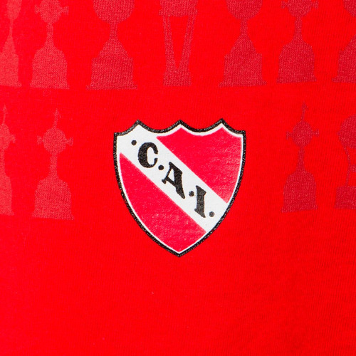 remera  rey de copas  copitas independiente