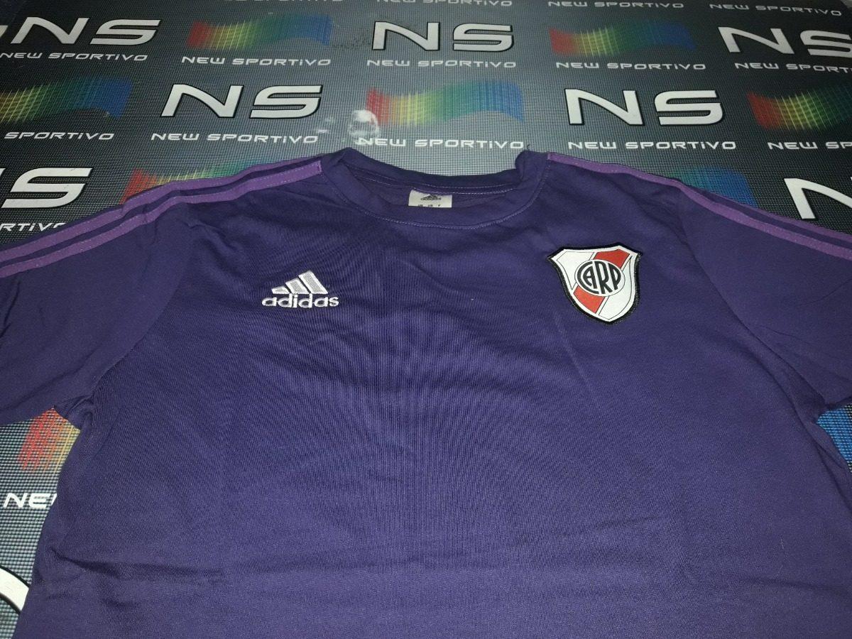 remera river algodon pre-match violeta 2018 2019 envios. Cargando zoom. 69a9037330c24