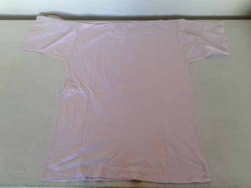 remera rosa talle l impecable!