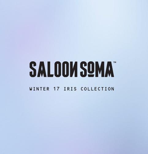 remera sacred violeta mujer saloon soma