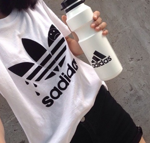 87e6f102091d Remera Sadidas Swag Cool Tumblr adidas Nike -   350