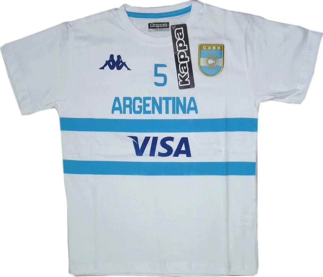 5f429b6ac2d53 remera seleccion argentina basquet mundial 14 adultos. Cargando zoom.