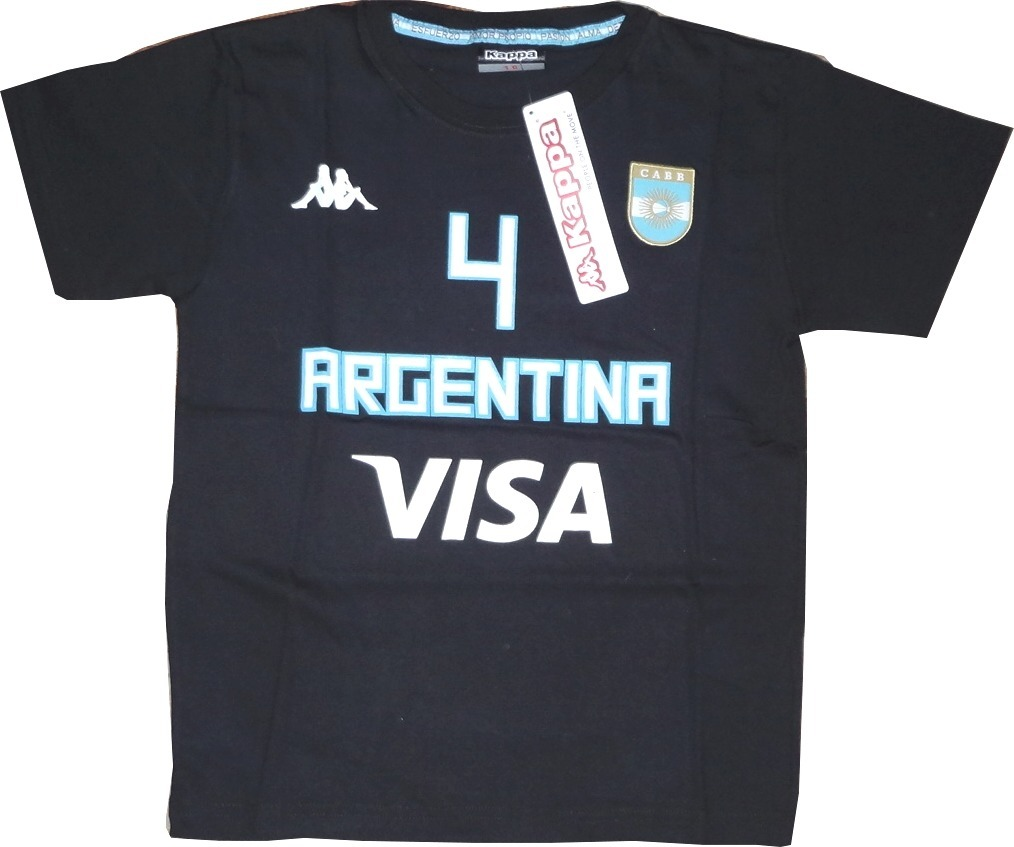 cd21ff6c0749f remera seleccion argentina basquet mundial 14 kappa. Cargando zoom.