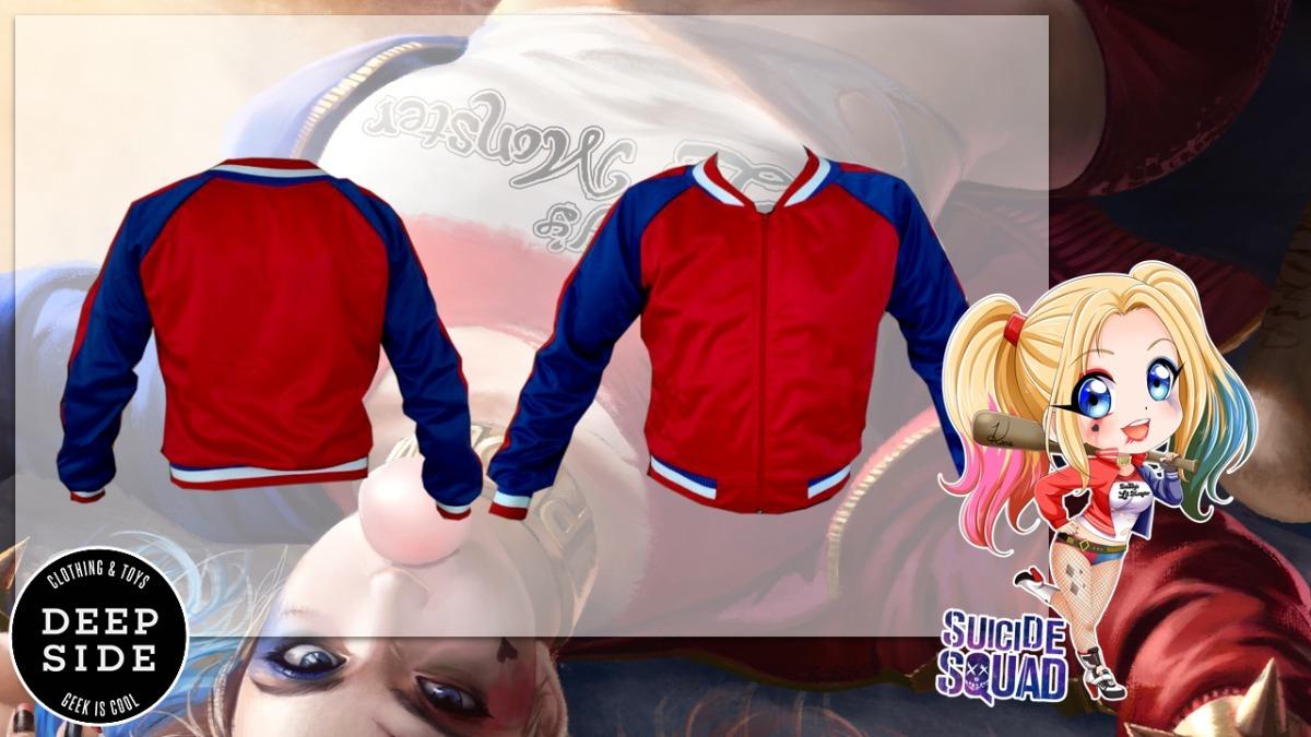 Remera + Short Harley Quinn Suicide Squad Escuadron Suicida -   950 ... c4105703b707