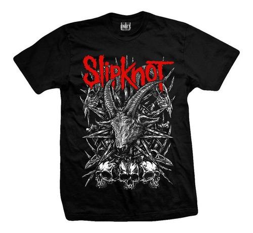remera slipknot  sacrifice
