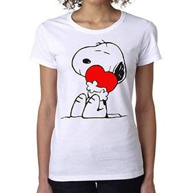 Remera Snoopy