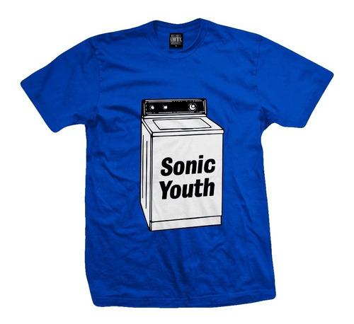 remera sonic youth  laundry