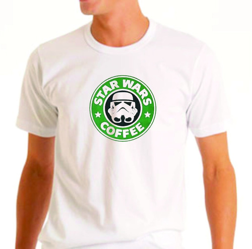 remera star wars coffee