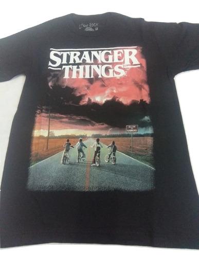 remera stranger things l103