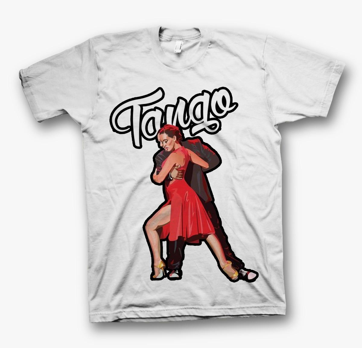remera sublimada tango (varios diseños). Cargando zoom. 47dbb9b1249ca