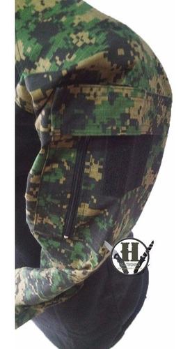 remera tactica combat shirt us marpat rip stop policia origi