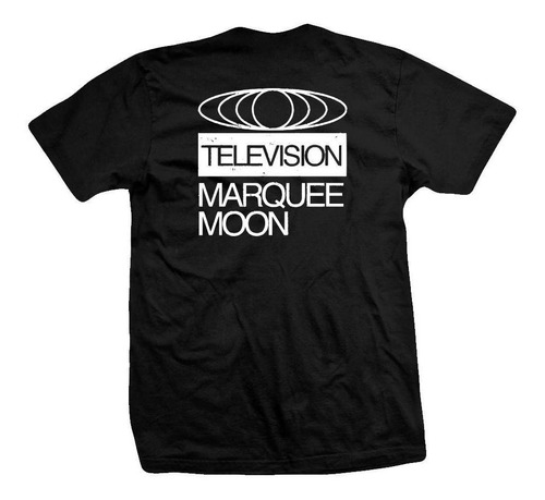 remera television  marquee moon