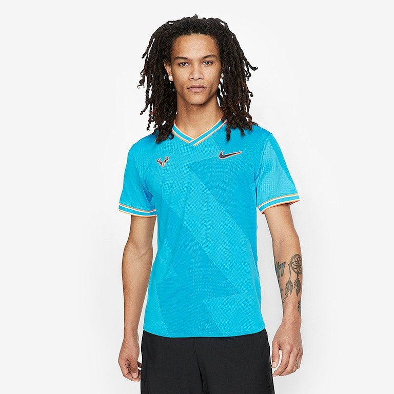 compras disfruta del precio de descuento última colección Remera Tenis Rafa Nadal Camiseta Nike Aero - $ 11.980,80 en ...