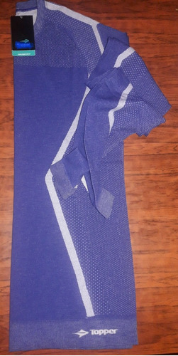 remera termica deportiva manga larga