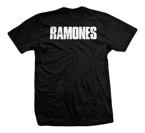 remera the ramones  mondo bizarro