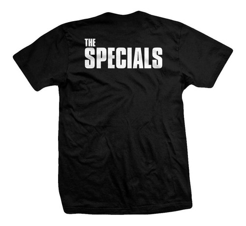 remera  the specials   a message to you rudy