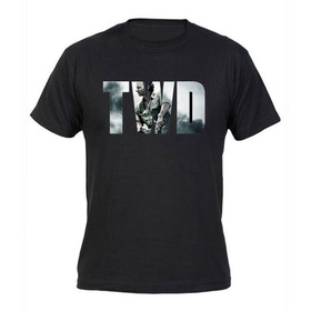 Remera The Walking Dead Coleccion 2 Hotarucolections