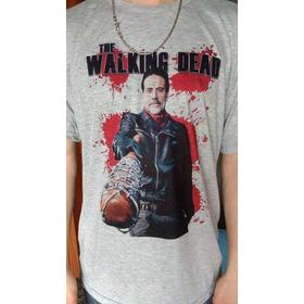 Remera The Walking Dead Negan
