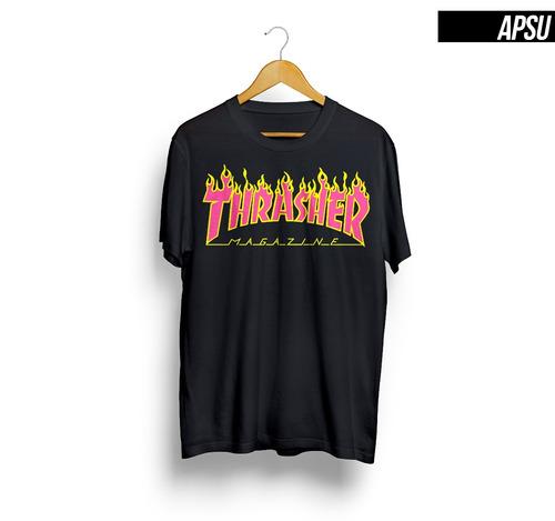 remera thrasher - supreme, gucci, jordan, trap, skate, rap