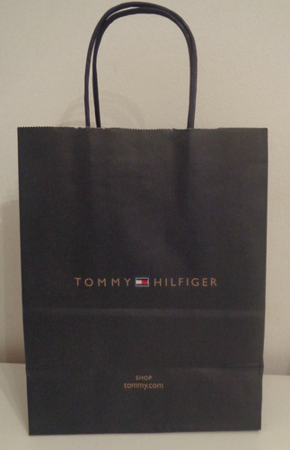 remera tommy hilfiger con etiqueta y bolsa original  l -  xl