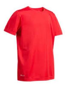 Niños Topper T Boys Remera Mc Tecnica Shirt Ii Rojo Hibisc xoeWCQrBEd
