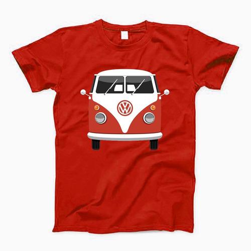 remera volkswagen kombi hippie 70's pan lactal *maralto*