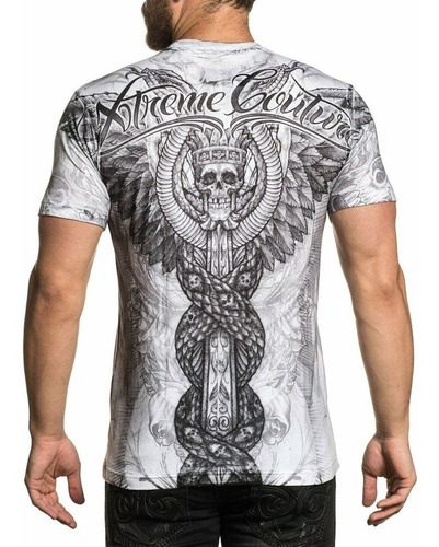 remera xtreme couture grave robbers