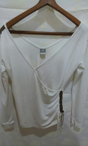 remera/blusa  de algodon talle m