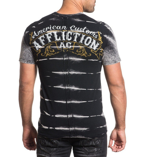 remeras  affliction inquisition mma jiu jitsu custom