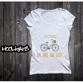 Remeras Bicicletas Mujer