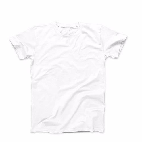 remeras blancas de algodón excelente confección
