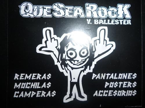 remeras callejeros don osvaldo cjs rockería que sea rock