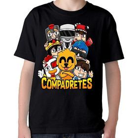 Remeras Camisetas Polos Para Niños De Los Compadretes