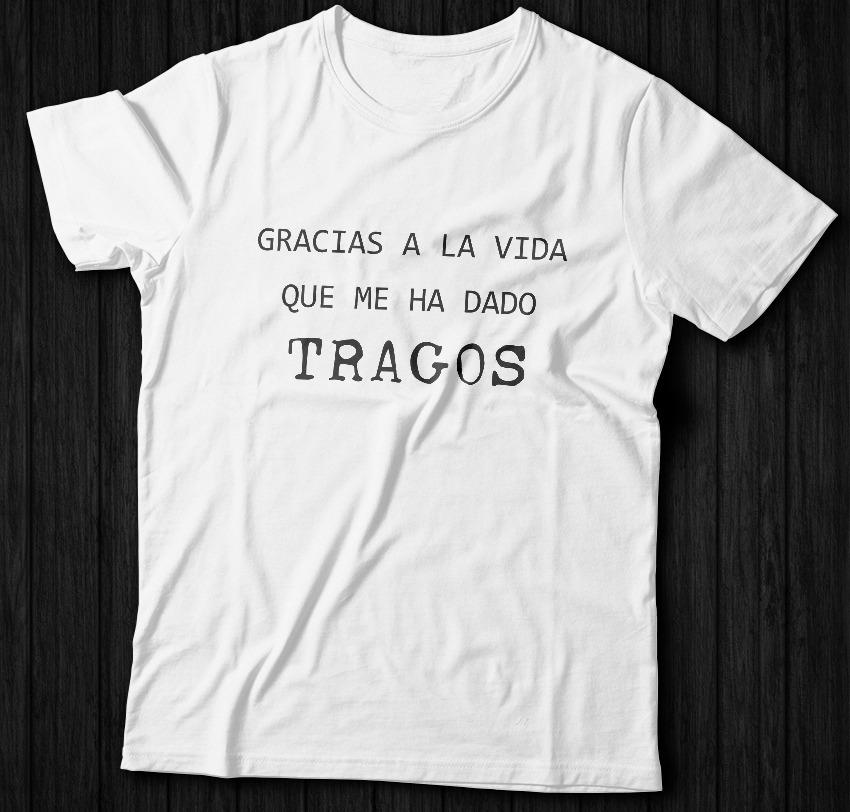 Remeras Con Frases Gracias A La Vida Remeras Del Joraca