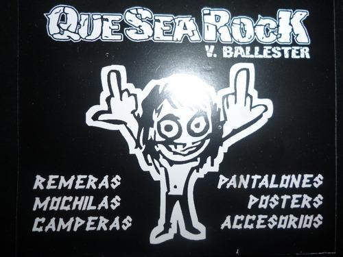 remeras de aerosmith rockería que sea rock villa ballester