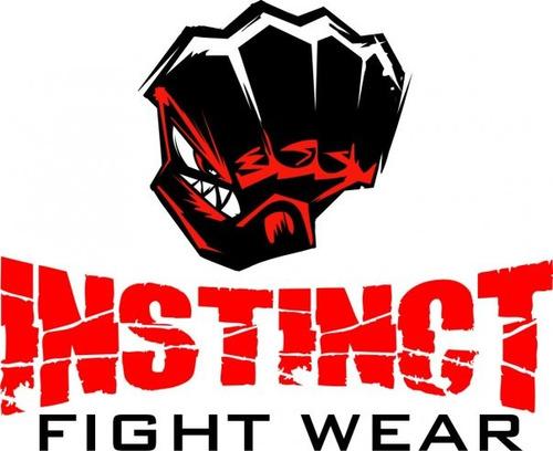 remeras de jiu jitsu  instinct estampadas en vinilo