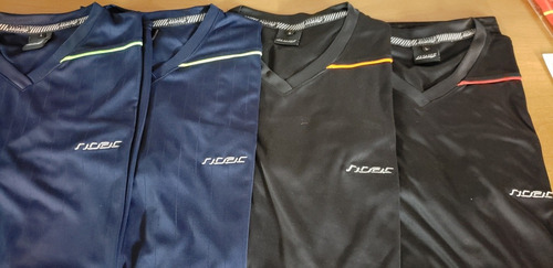 remeras dry fit noac stock completo
