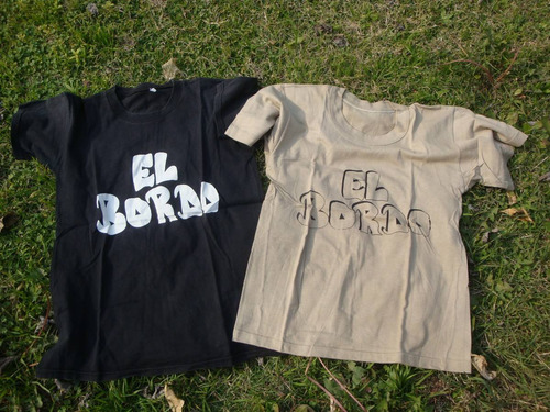 remeras el bordo talle 2