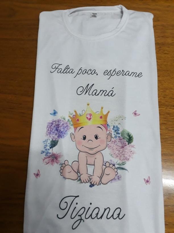 e8b30e91f remeras embarazada futura mama personalizadas baby shower. Cargando zoom.