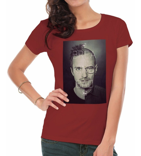 remeras estampadas mujer   breaking bad4  inkpronta