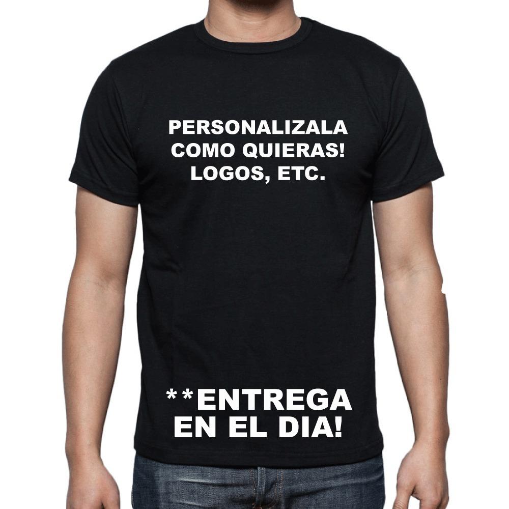 Remeras Estampadas Personalizadas Logos Frases En El Día -   549 f6065636ce35c