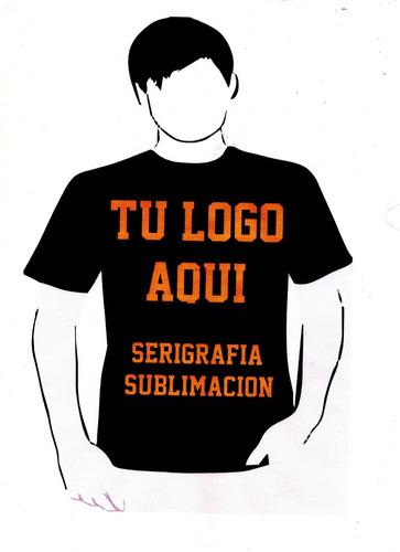 remeras estampadas-serigrafia-logos-publicidad-sublimacion