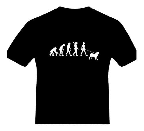 remeras evolución perros fila-brasileiro